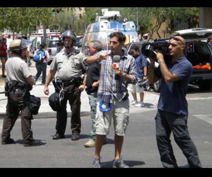 Police And Media: Police Social Media Boot Camp